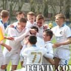ФК «Львів» Ю-17: перемога в черговому контрольному поєдинку