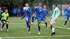 ФК «Львів» U-16: хороша гра, але, поразка