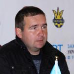 Тренер команди U-15- МАРИЧ Роман Ростиславович