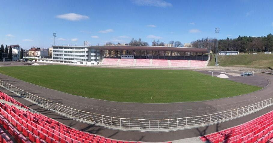 Стадион Скиф