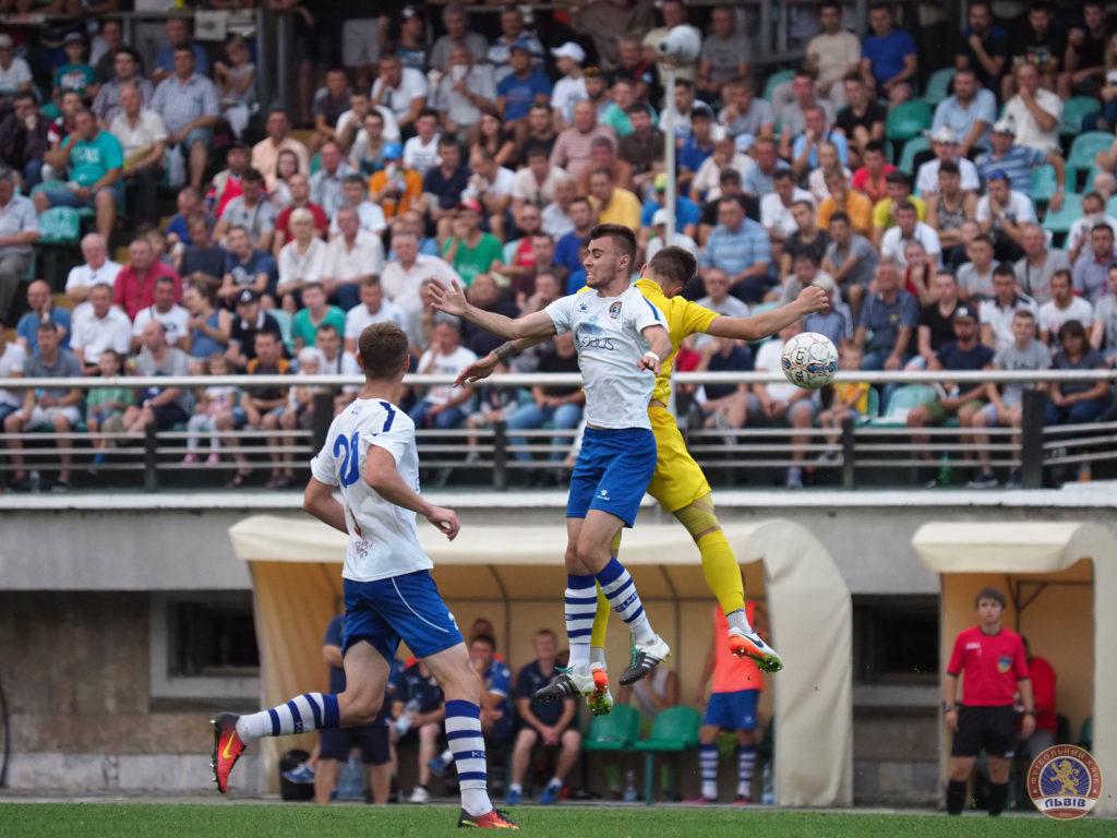 Завтра франківське «Прикарпаття» може достроково здобути путівку на вихід у Першу лігу українського чемпіонату